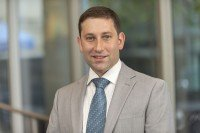Memorial Sloan Kettering medical oncologist Ryan Sugarman