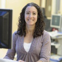 Memorial Sloan Kettering occupational therapist Claudine Campbell