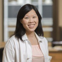 MSK registered nurse Kimberly Chow