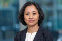 Memorial Sloan Kettering pathologist Judy Sarungbam