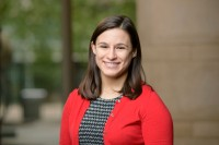 Memorial Sloan Kettering medical oncologist Danielle Zimmerman