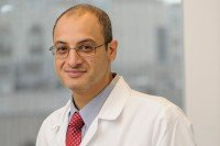 Pictured: Dr. Abdel-Wahab