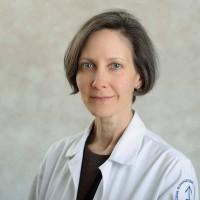 Memorial Sloan Kettering radiologist Kimberly Feigin