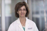 Memorial Sloan Kettering intensivist and anesthesiologist Hallie Weiss