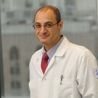Memorial Sloan Kettering Cancer Center hematologic oncologist Omar Abdel-Wahab