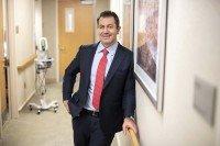 Memorial Sloan Kettering radiation oncologist Oren Cahlon