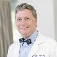 MSK surgeon and Orthopedic Service Chief John Healey