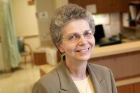 Ann A. Jakubowski, MD, PhD -- Clinical Director, Adult Bone Marrow Transplantation Outpatient Unit