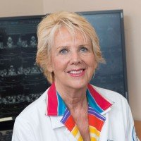 MSK medical oncologist Nancy Kemeny