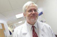 Peter Maslak, MD -- Chief, Hematology Laboratory Service