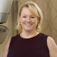 Memorial Sloan Kettering breast radiologist Elizabeth Morris