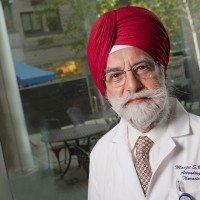 Manjit S. Bains, MD, FACS