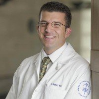 Memorial Sloan Kettering radiation oncologist Christopher Barker