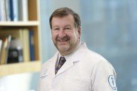 Memorial Sloan Kettering physician-scientist David Scheinberg