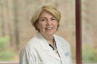MSK radiation oncologist Karen Schupak