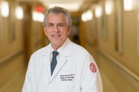Memorial Sloan Kettering surgeon and neurotologist Samuel Selesnick