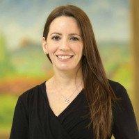MSK pediatric oncologist Maria Cancio