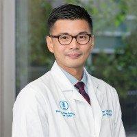 MSK radiation oncologist Jonathan Yang