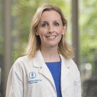 Memorial Sloan Kettering medical oncologist Ciara Kelly