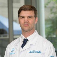 Memorial Sloan Kettering diagnostic radiologist David Bates