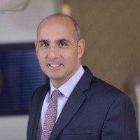 Radiation oncologist Daniel Shasha