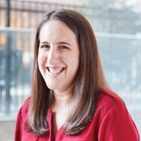 Memorial Sloan Kettering nurse practitioner Rachel Glincher