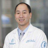 Memorial Sloan Kettering radiologist Andrew Choi