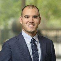 Memorial Sloan Kettering radiation oncologist Justin Mann