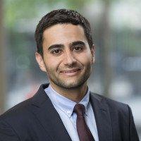 Memorial Sloan Kettering radiation oncologist Narek Shaverdian