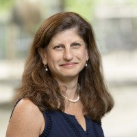Memorial Sloan Kettering pediatric oncologist Julia Glade Bender