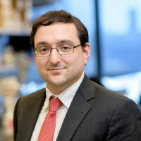 Memorial Sloan Kettering medical oncologist Michael Offin
