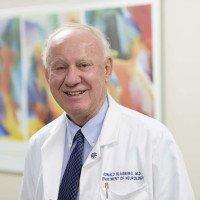 Memorial Sloan Kettering neurologist Ronald Blasberg