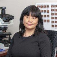 Memorial Sloan Kettering pathologist Bin Xu