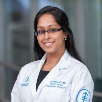 Memorial Sloan Kettering breast surgeon Anita Mamtani