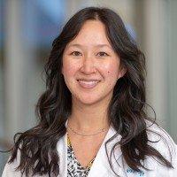 Memorial Sloan Kettering neuroradiologist Alicia Meng