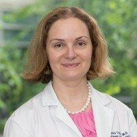 MSK neurologist Efstathia Tzatha