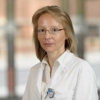 Memorial Sloan Kettering radiologist Simone Krebs