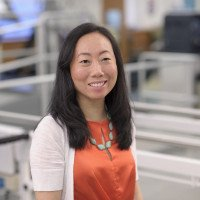 Memorial Sloan Kettering physical therapist Ting-Ting Kuo