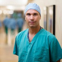 Memorial Sloan Kettering surgeon Oliver Zivanovic