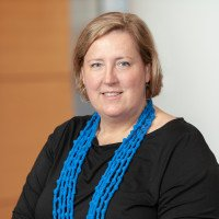 Memorial Sloan Kettering medical oncologist Katherine Thornton