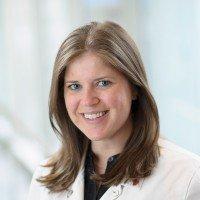 MSK nurse practitioner Susan J. McCall