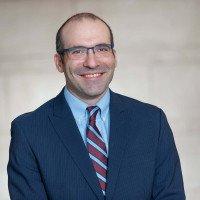 Memorial Sloan Kettering medical oncologist Ezra Rosen