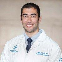 Memorial Sloan Kettering interventional radiologist Mikhail Silk