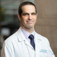 Memorial Sloan Kettering interventional pulmonologist Or Kalchiem-Dekel