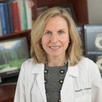 Memorial Sloan Kettering radiologist Michelle Ginsberg