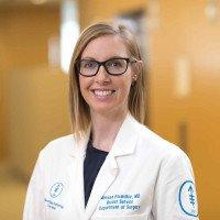 Memorial Sloan Kettering breast surgeon Melissa Pilewskie