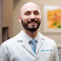 Memorial Sloan Kettering dermatologist Michael Marchetti