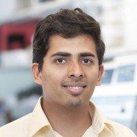 Vignesh Ravichandran, Master of Science in Bioinformatics