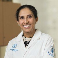 Memorial Sloan Kettering medical oncologist Vicky Makker
