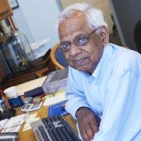 Raju Chaganti, PhD (emeritus)